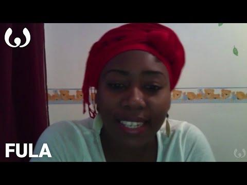 Fula alphabet, pronunciation and language