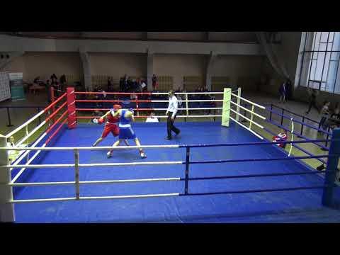 20180413-41. 51кг. Олимпиада Гаврилова (Чебоксары) VS Мария Ухина (Чапаевск)