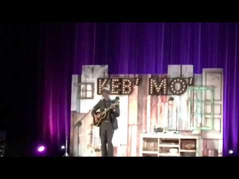 Put a woman in charge Keb Mo 5/10/19 RWC Fox