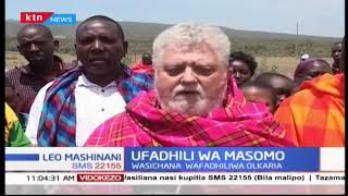 Mpango wa kuwafadhili kimasomo wasichana  wadogo Naivasha