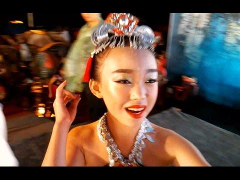 Yuanling traditional show, Hunan province 湖南省 - China #32