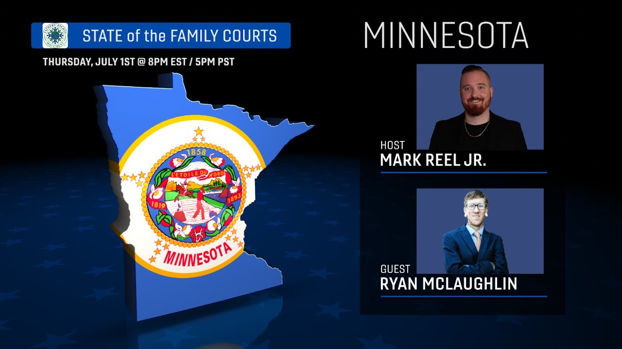 TFRM presents STATE of the FAMILY COURTS - Minnesota