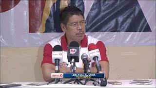 Presscon: NLEX vs. San Miguel   PBA Philippine Cup 2018