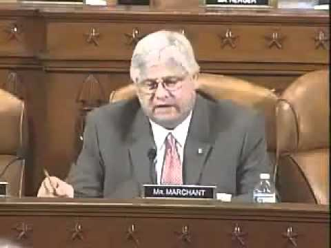 Congressman Marchant on granting Russia PNTR, part 1