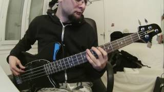 Square Hammer (Ghost bass cover)