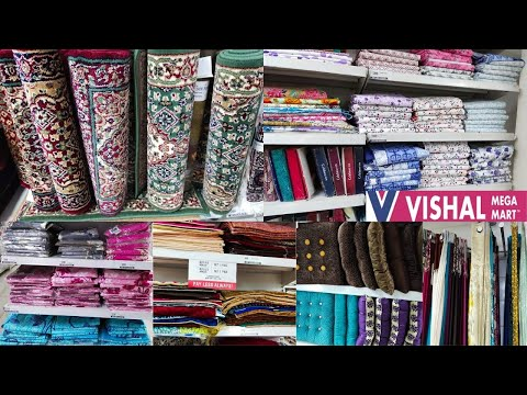 Visahl Mega Mart | Home Furnishing Items Buy 1 Get 1 Free Offers - Bed Sheets, Cushions, Curtains |