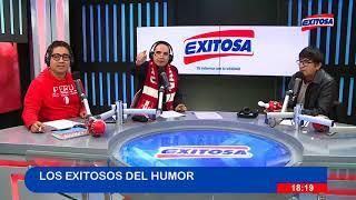 Los Exitosos del Humor con Fernando Armas programa completo 18/06/18