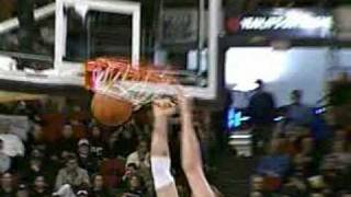 GMac alley oops to Craig Forth @ Providence 2005