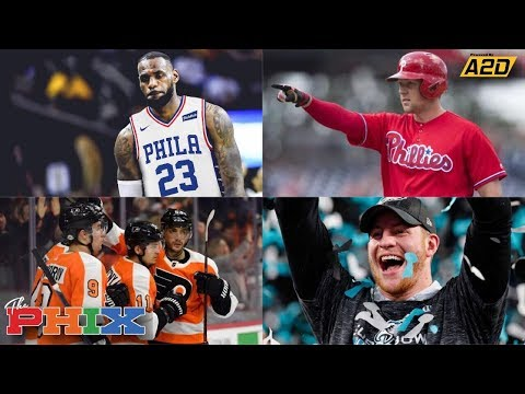 Future Of Philadelphia Sports | The PHIX
