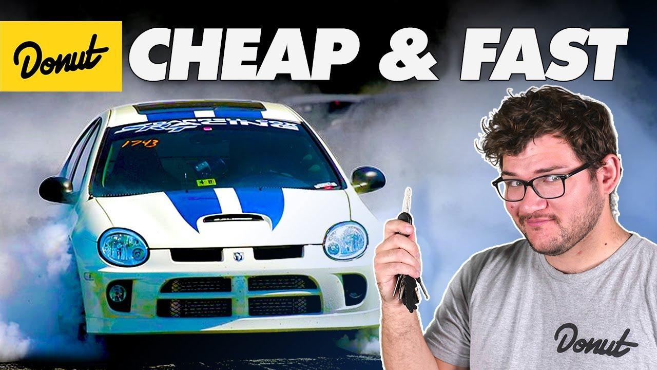 Les voitures les plus rapides que vous pouvez acheter pour moins cher | Timonerie + vidéo