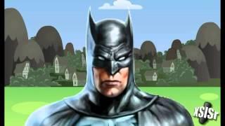 Я Бэтмен!(мозговынос)