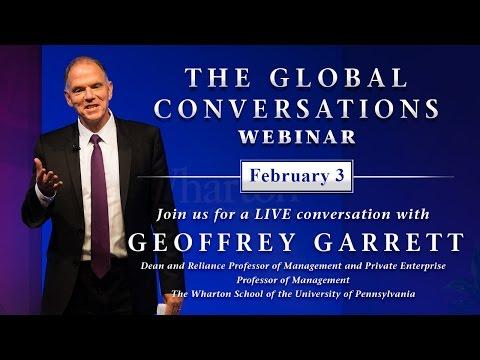 Global Conversation Tour Webinar