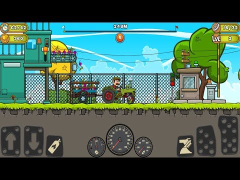 Tractor Mania - Simulator Tractor (by XenonStudio) - Android Gameplay