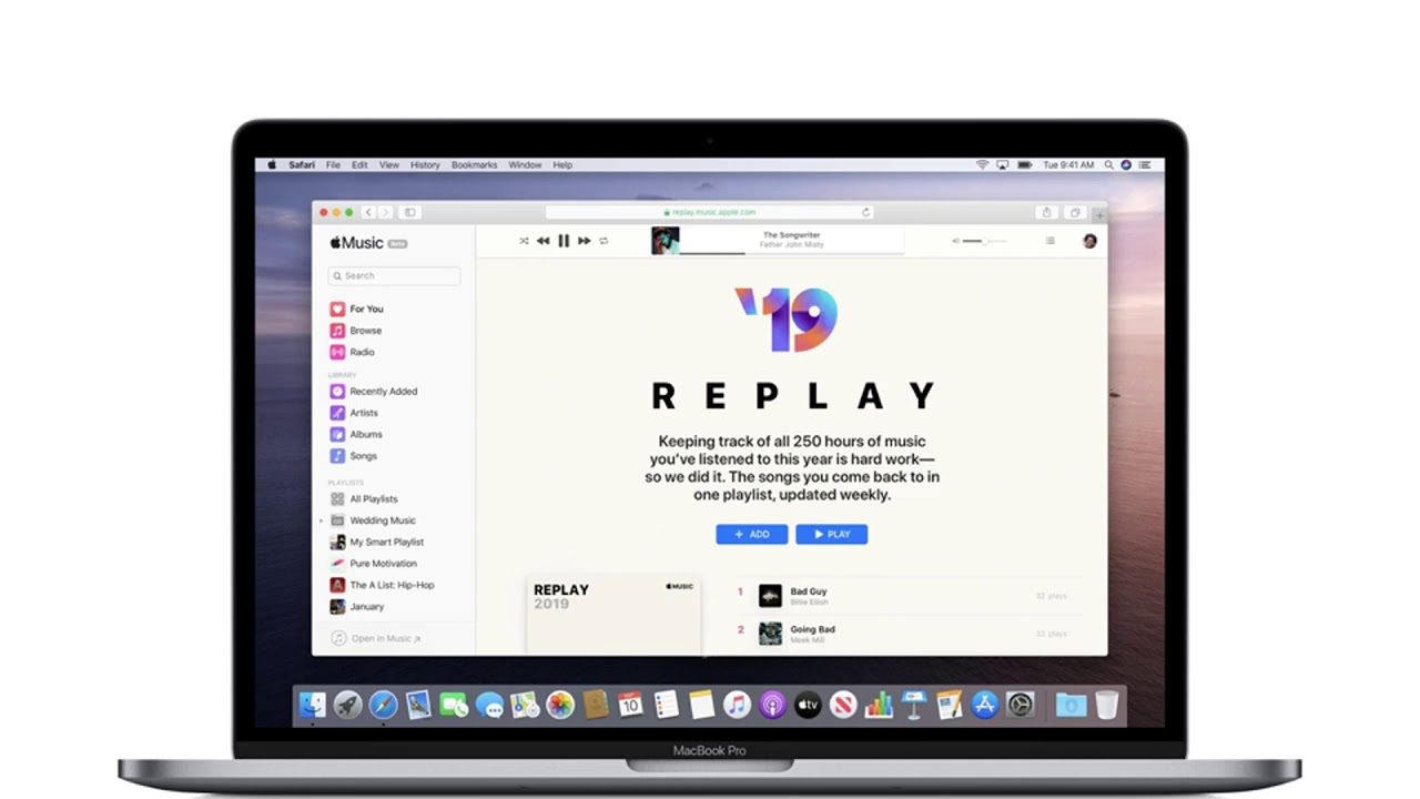 Apple Music introduces Replay to create playlists of your most ...