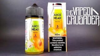 Peach Pear by Juice Head [Flavor Review]