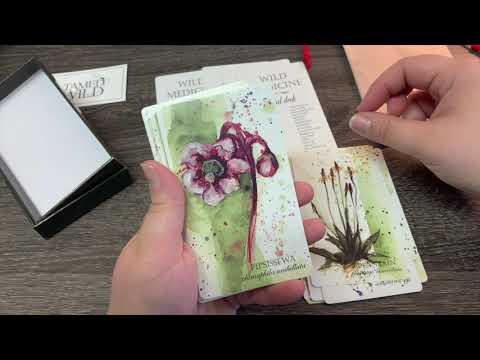 Wild Medicine Herbal Deck Unboxing!