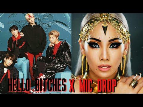 CL X BTS - Mic Drop Bitches (Mashup)
