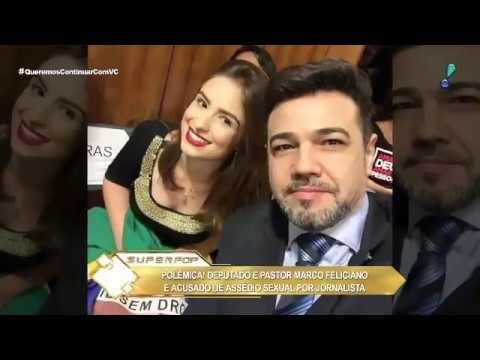 SuperPop - 03/04/2017 - Completo - Marco Feliciano se defende de acusação de Patrícia Lélis