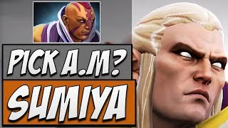 Sumiya Invoker - 6654 Matches | Dota 2 Gameplay