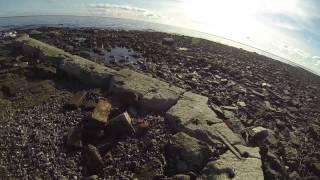 Затопленный город Молога. Эксклюзив редкие кадры. Осень 2013.