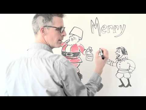 Why Do We Say 'Merry' Just For Christmas?