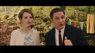 Фильм ЛЕГЕНДА - Реджи знакомит Френсис со своим братом Роном.