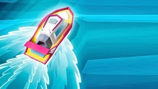 Flippy Boat Gameplay | Android Action Game