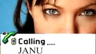 Janu calling me