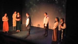 Merchant of Venice - Act 5 Scene 1 - The moon shines bright