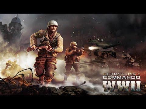 FRONTLINE COMMANDO: WW2 -Glu  -Action - IOS/Android