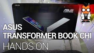 ASUS Transformer Book T300 Chi (fast) Hands-on auf der Computex 2014 [DEU]