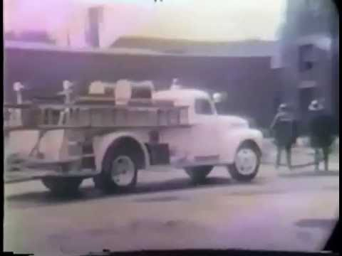 Streator Illinois Williams Hardware Fire July 14 1958