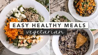 Today i'm sharing with you some healthy meal ideas to get through the day! i thought i'd round up things i've been making a lot of lately that are s...