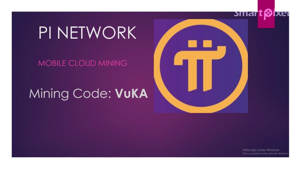 PI Network mobile mining tutorial (invitation code: VuKA)