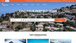 MyHome Real Estate WordPress Theme [Review] 2019 LIVE