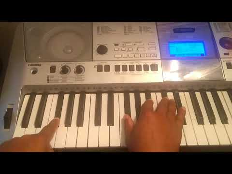 Chords For How To Play Way Maker By Sinach On Piano