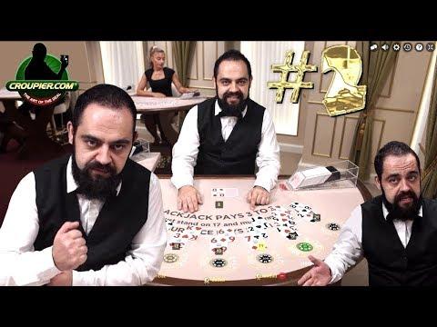 ONLINE BLACKJACK SIDE BETS Vs £2,500 Part 2! Live Casino Dealer CEZAR At Mr Green!