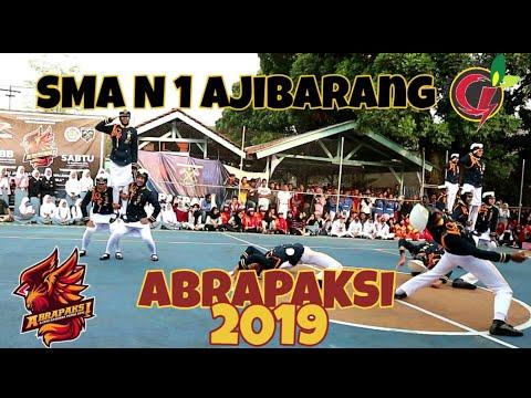 Mantap Dan Keren Paskibra SMA Negeri 1 Ajibarang Di Lomba ABRAPAKSI 2019