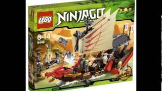 Đồ chơi LEGO Ninjago 2012 High res pictures