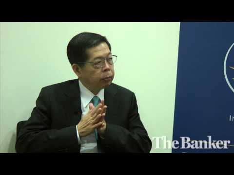 Dr. Prasarn Trairatvorakul, governor, Central Bank of Thailand