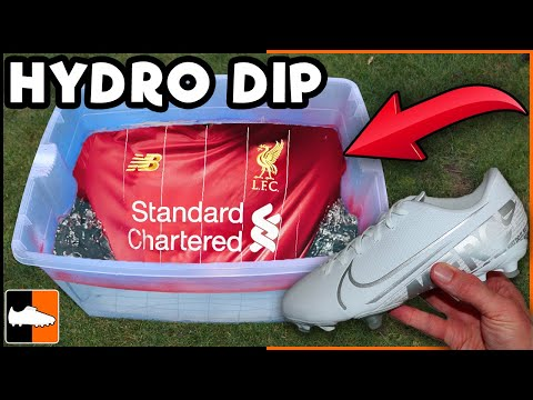 how-to-hydro-dip-shoes-with-paint-⚽-soccer-teams-edition