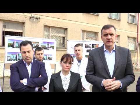 Nis zgjerimi dhe rikonstruksioni i maternitetit të Korçës - Top Channel Albania - News - Lajme
