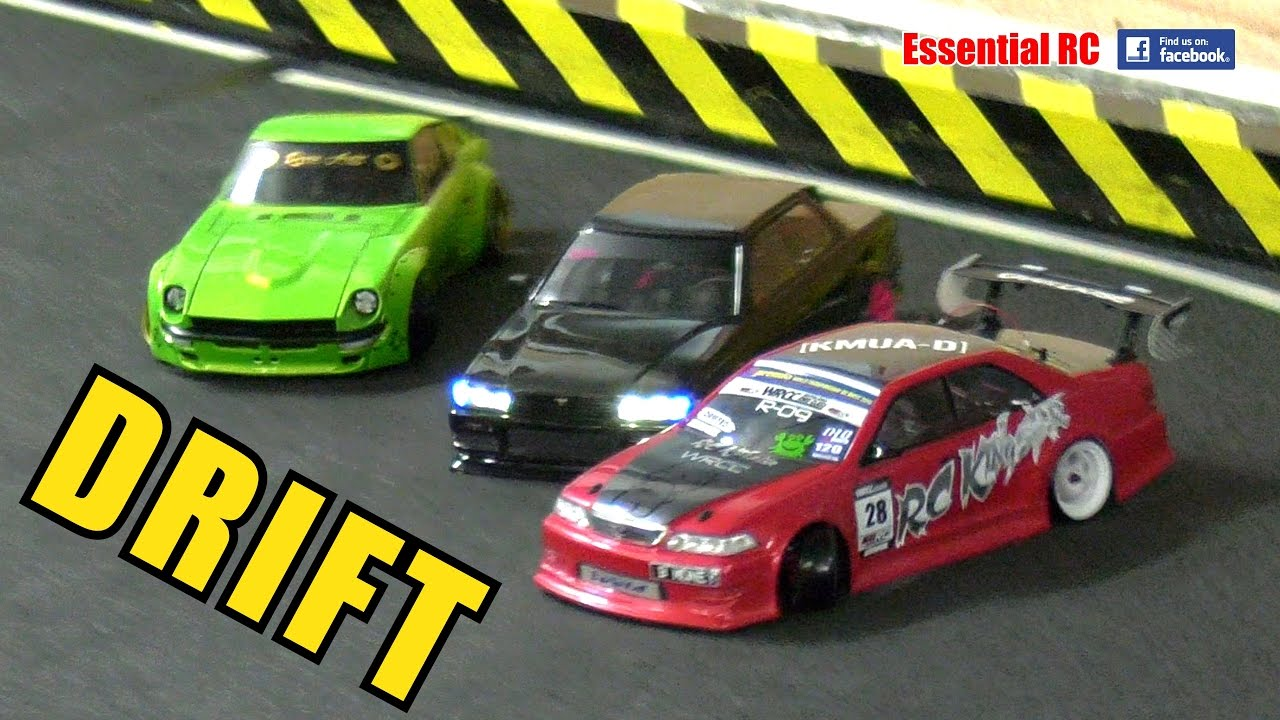 FAST AND FURIOUS - BEST OF RC DRIFT CARS [UltraHD & 4K] - YouTube