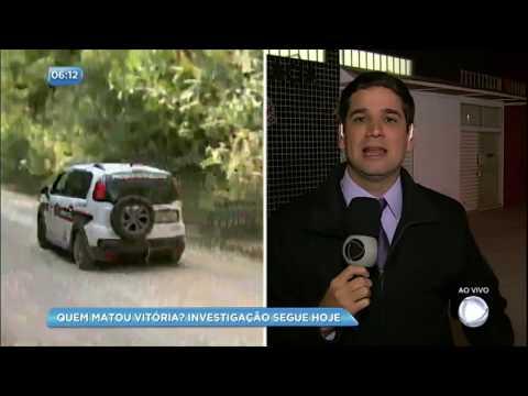 Instituto de Criminalística analisa novas imagens do caso Vitória