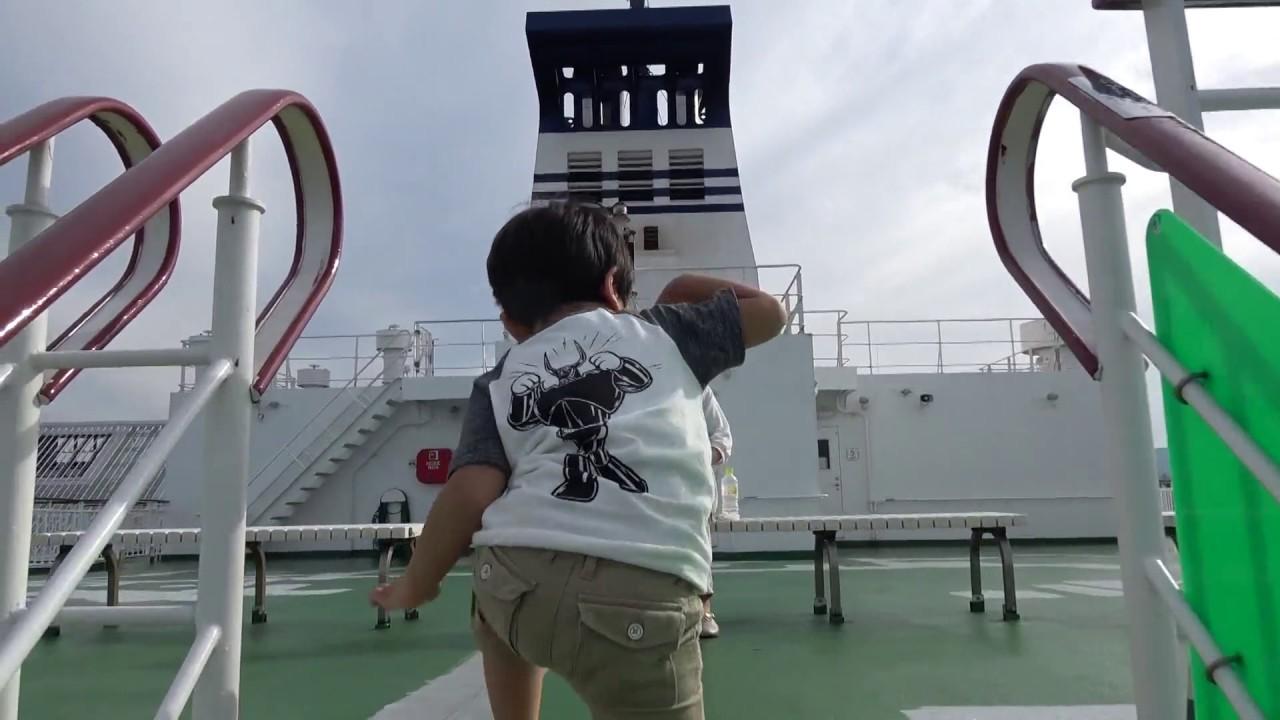 旅物語① 家族で北海道からディズニーシーを目指すよ! - youtube