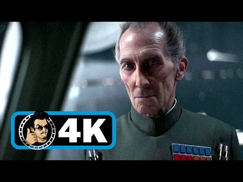 ROGUE ONE Movie Clip - Grand Moff Tarkin's Death Star |4K ULTRA HD| Star Wars Movie 2016