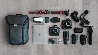 WHAT'S IN MY CAMERA BAG | 2018