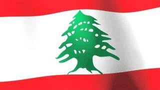 Flag of Lebanon - علم لبنان