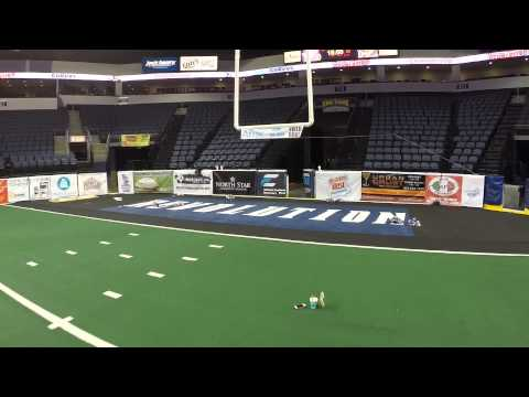 Texas Revolution Football - Allen Event Center