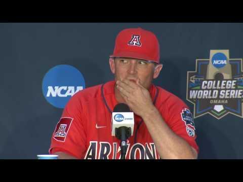 CWS - Finals Game 3 Press Conference (Arizona & Coastal Carolina)